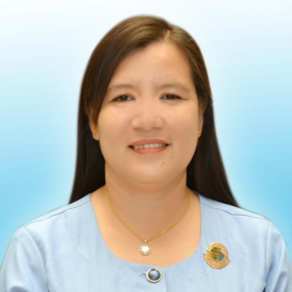 Ms. Elma F. Zaldivar