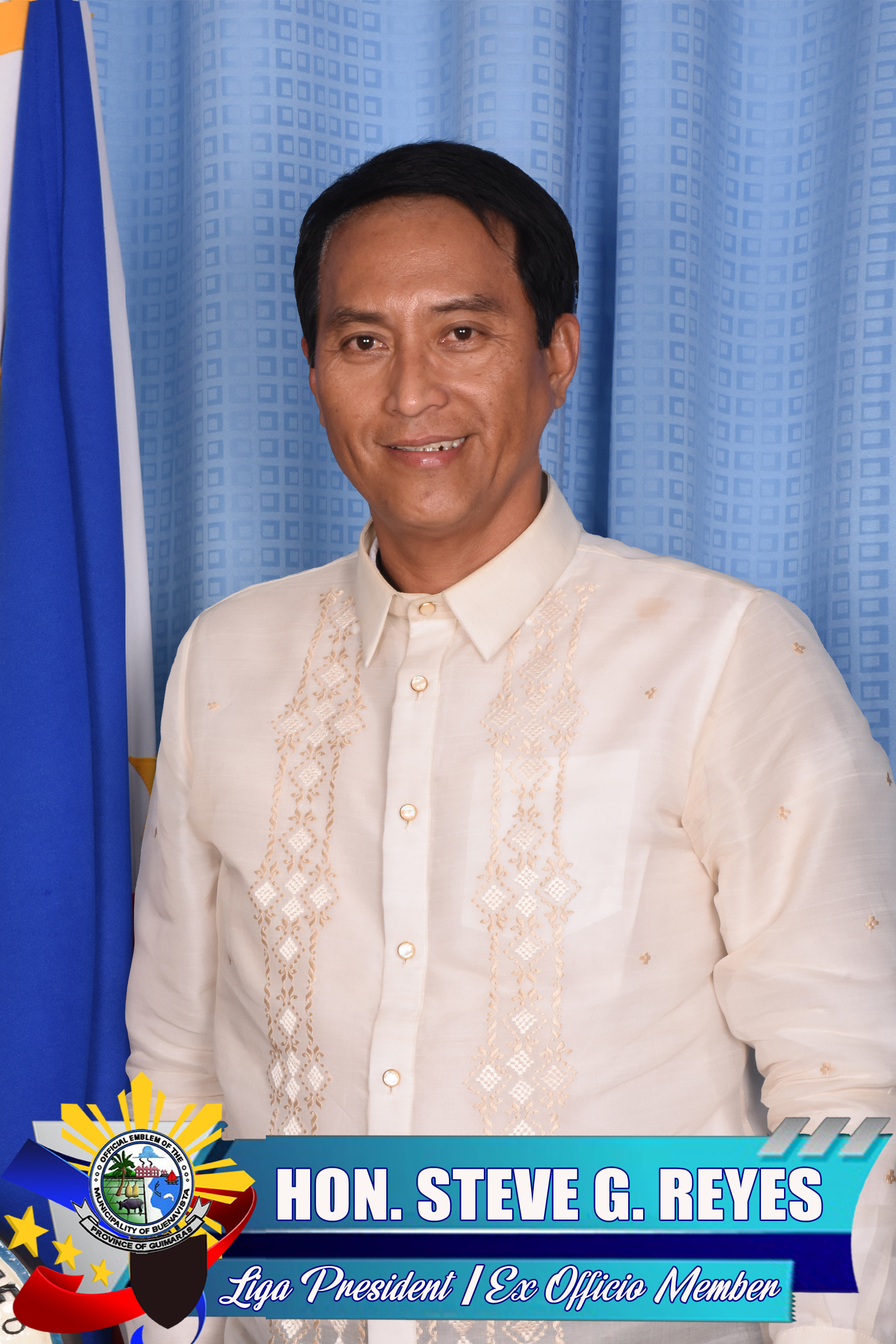 Hon. Steve G. Reyes