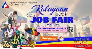 Kalayaan Job Fair 2021