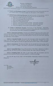 Executive Order 49 Page 2 of 2